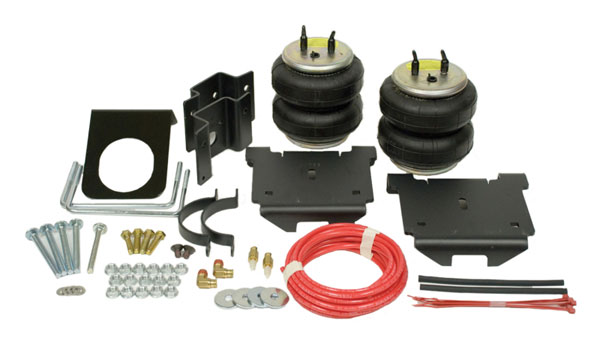 Firestone 2250 | Ride-Rite Air Helper Spring Kit Rear 01-10 Chevy/GMC C2500HD/C3500HD 2WD/4WD (W217602250); 2001-2010