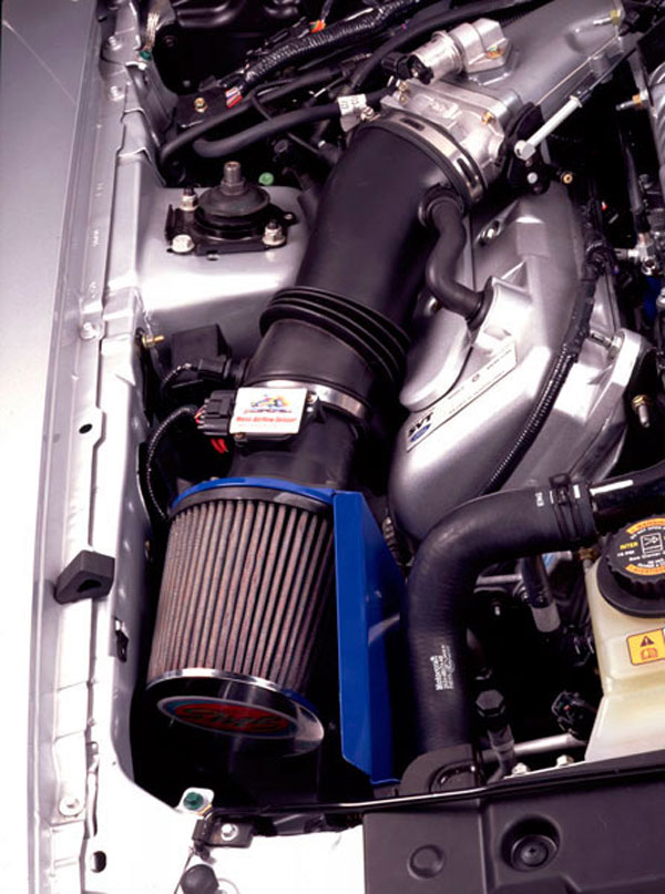 Granatelli 92034642-01 | MAF Cobra Supercharged - 4.6L w/39lb. Inj. 4V V8; 2003-2004