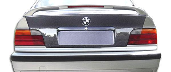 Carbon Creations 103040 | 1992-1998 BMW 3 Series M3 E36 2DR Carbon Creations OEM Trunk - 1 Piece