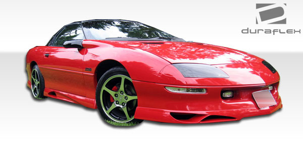 Extreme Dimensions 103855:  1993-1997 Chevrolet Camaro Polyurethane Vortex Body Kit - 4 Piece