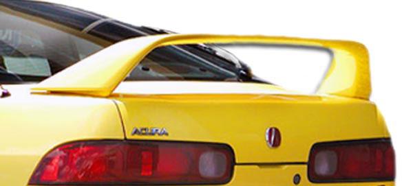 Duraflex 101382 | Acura Integra 2DR Duraflex Type R Wing Trunk Lid Spoiler 1-Piece; 1994-2001