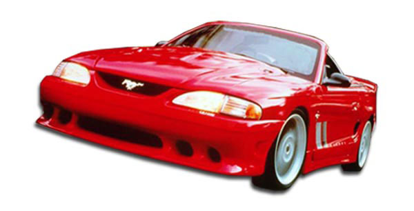Extreme Dimensions 102542: 1994-1998 Ford Mustang Polyurethane Colt Front Bumper Cover - 1 Piece