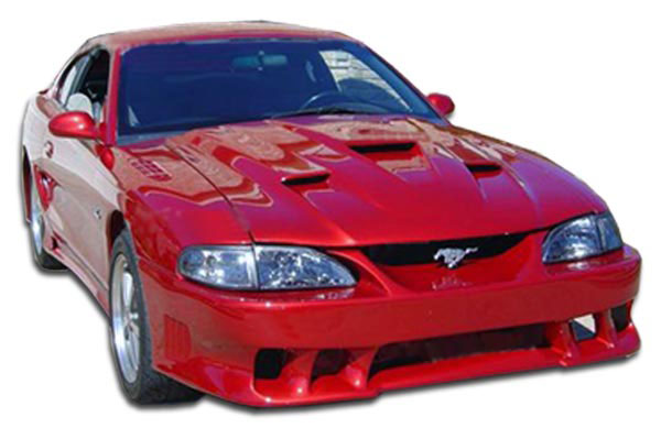 Couture 110221: 1994-1998 Ford Mustang Couture Colt 2 Body Kit - 4 Piece