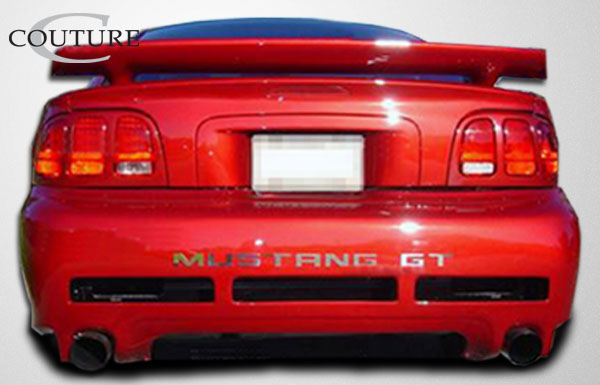 Couture 102539: 1994-1998 Ford Mustang Couture Colt 2 Rear Bumper Cover - 1 Piece