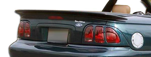 Couture 104779: 1994-1998 Ford Mustang Couture Colt Wing Trunk Lid Spoiler - 1 Piece