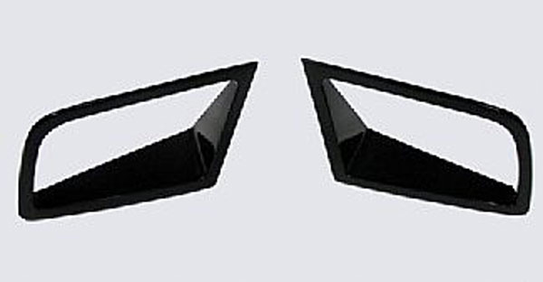 Street Scene 950-70231 |  Camaro SS V8 Lower Grille Ducts SS Model Only- Pair; 2010-2013
