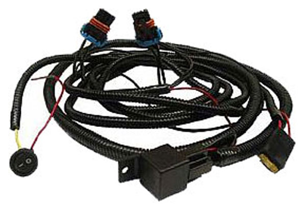 Street Scene 950-73591 |  Ford Mustang V6 Custom Conversion Wire Harness; 2005-2009