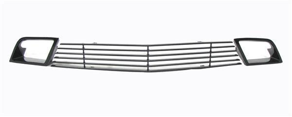 Street Scene 950-85225 |  Camaro V6 Lower Valance / Bumper Grille V8 SS w/ Ducts - Black; 2010-2013