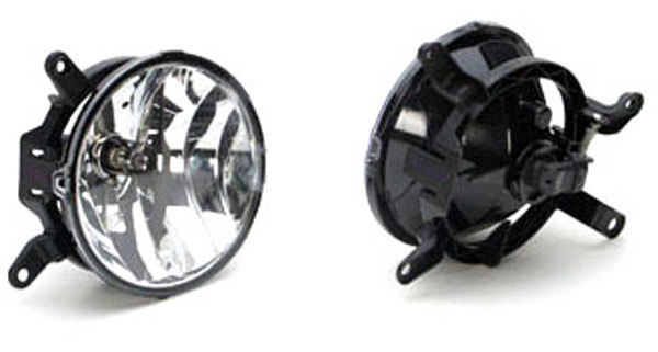 Street Scene 95030090 |  Replacement Driving Lights for -07 Mustangs V8; 2005-2009