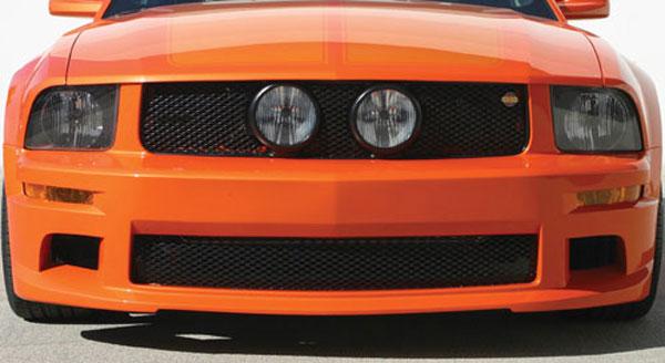 Street Scene 95070740 |  Mustang GT front Bumper V8; 2005-2009