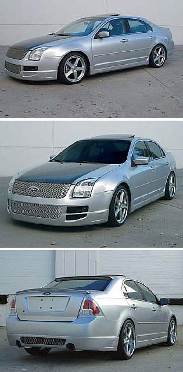 Street Scene 95070755:  Ford Fusion V6 Body Kit