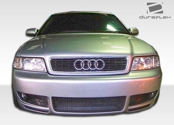 Duraflex 106494 | Audi A4 S4 4DR Wagon Duraflex KE-S Front Bumper Cover 1-Piece; 1996-2001