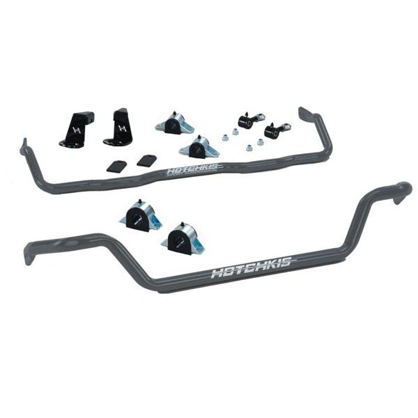 Hotchkis 22835 | 92-98 BMW E36 Sedan / Coupe / M3 Sport Swaybar Package w/ Rear Endlinks & Front bushings