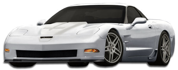 Carbon Creations (105710) 1997-2004 Chevrolet Corvette C5 Carbon Creations ZR Edition Body Kit - 10 Piece