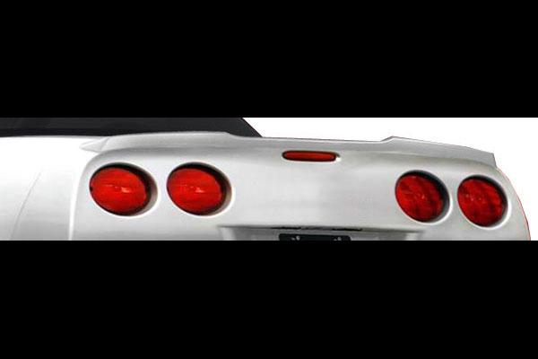 Carbon Creations 105702   Chevrolet Corvette C5 Carbon Creations ZR Edition Wing Trunk Lid Spoiler 1-Piece; 1997-2004