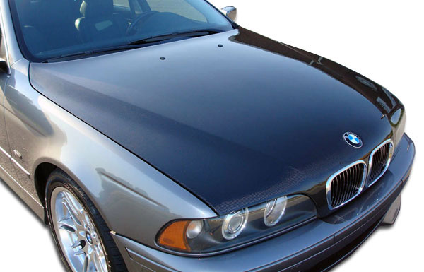 Carbon Creations 105274 | 1997-2003 BMW 5 Series M5 E39 4DR Carbon Creations OEM Hood - 1 Piece