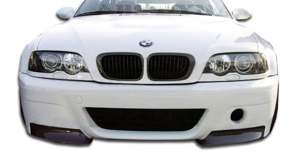 Carbon Creations 103766: 1999-2006 BMW 3 Series E46 2DR Carbon Creations CSL Look Front Bumper Cover - 1 Piece