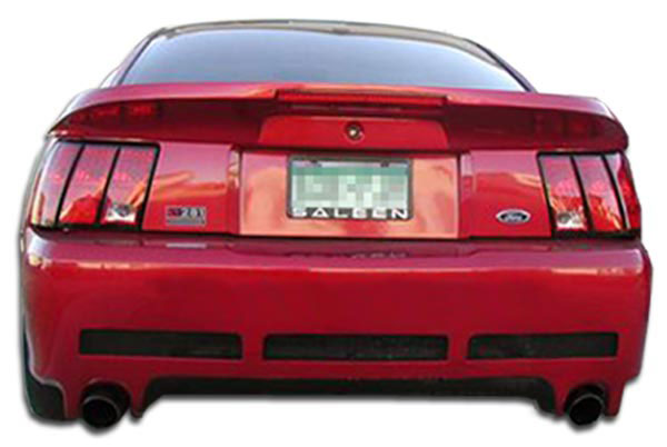 Couture (104405) 1999-2004 Ford Mustang Couture Colt Rear Bumper Cover - 1 Piece