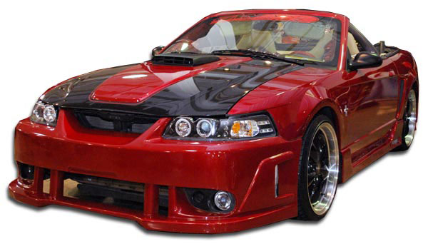 Couture 105800: 1999-2004 Ford Mustang Couture Special Edition Body Kit - 4 Piece