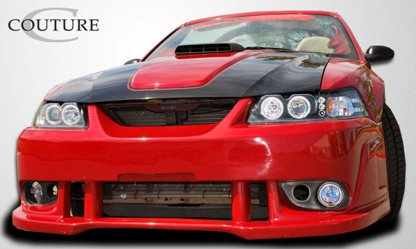 Couture 105797 | Ford Mustang Couture Special Edition Front Bumper Cover 1-Piece; 1999-2004