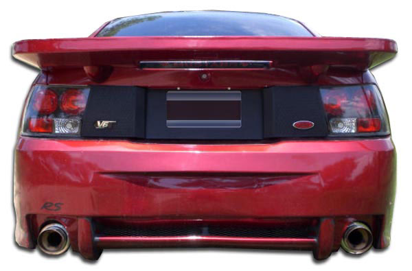 Couture 105799 | Ford Mustang Couture Special Edition Rear Bumper Cover 1-Piece; 1999-2004