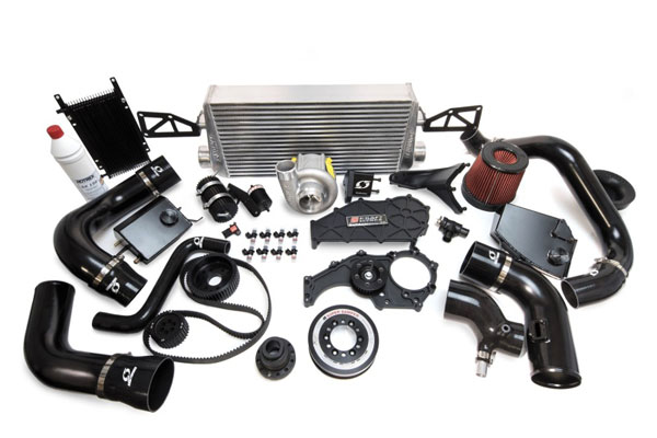 KraftWerks 150-02-1013 | 10-15 Chevy Camaro LS3 Supercharger System w/o Tuning; 2010-2015