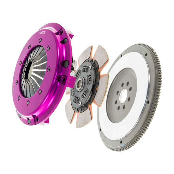 Exedy Racing GH02SD | Exedy Hyper Single Clutch Kit SATURN ION L4 2; Sprung Disk; Push Type; 2004-2007