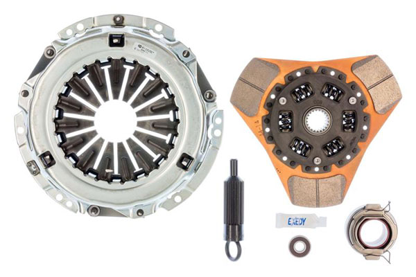 Exedy Racing 16953B | Exedy Stage 2 Cerametallic Clutch Kit TOYOTA 4RUNNER V6 3; 2WD; 4WD; Thick Disc; 1988-1995