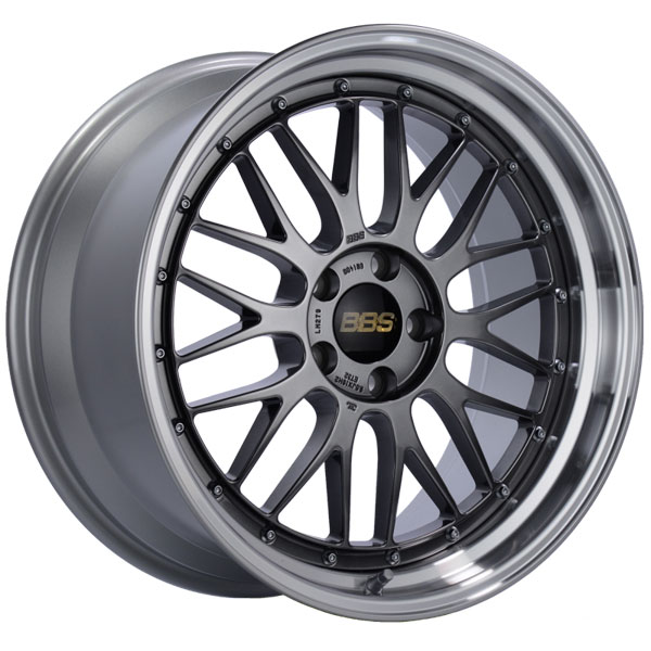 BBS LM280DBPK | LM 19x9.5 5x120 ET32 Diamond Black Center Diamond Cut Lip Wheel -82mm PFS/Clip Required