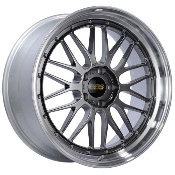 BBS LM283DBPK | LM 20x9 5x120 ET20 Diamond Black Center Diamond Cut Lip Wheel -82mm PFS/Clip Required