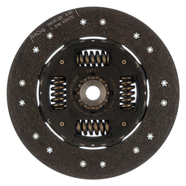 Exedy OEM CD5013 |  Clutch Disc AUDI 5000QUATTRO L5 2.2; 1986-1988