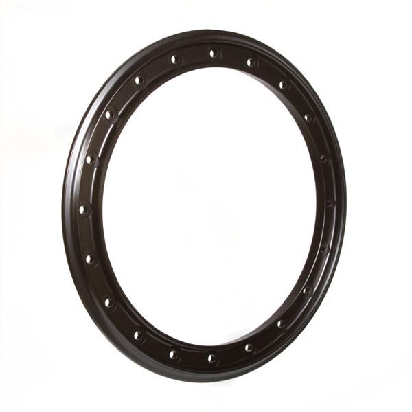 Method Wheels br-db14-2.2-b | Method Beadlock Ring - 14in Forged - Style 2.2 - Matte Black