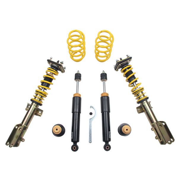 ST Suspensions 18230845 | ST TA-Height Adjustable Coilovers 05+ Ford Mustang 5th gen.; 2005-2014