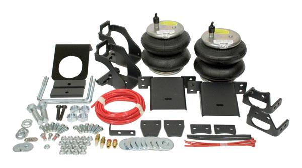 Firestone 2400   Ride-Rite Air Helper Spring Kit Rear 05-07 Ford F250/F350 4WD (W217602400); 2005-2007