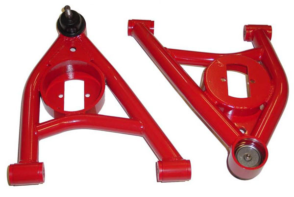 BMR Suspension AA006 | BMR Tubular Lower A-arms for Camaro; 1967-1969