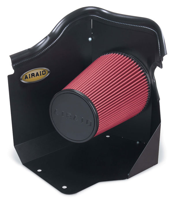 Airaid 200-168: AirAid 05-06 HD 6.0L, 8.1L, '06 1500 4.3,4.8,5.3,6.0, w/ high hood Intake System