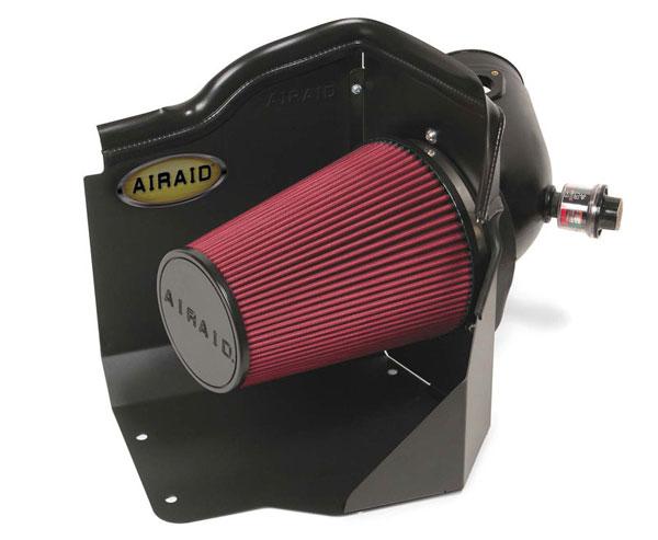 Airaid 200-189   AirAid DURAMAX Sierra 3500 2500HD 6.6L classic Intake System; 2006-2007