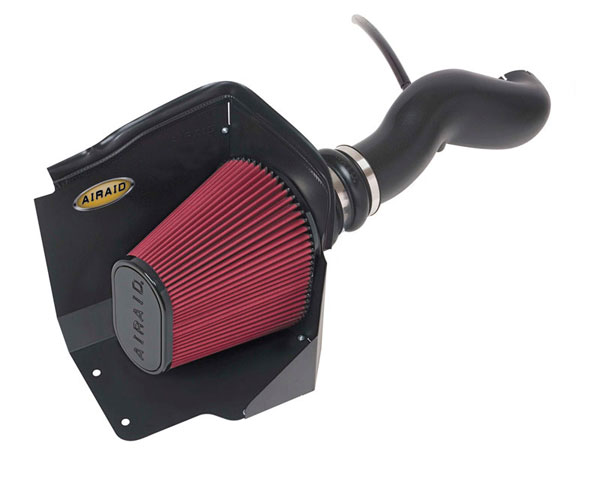 Airaid 200-235 | AirAid Suburban 6.0L with mechanical fans Intake System; 2009-2010