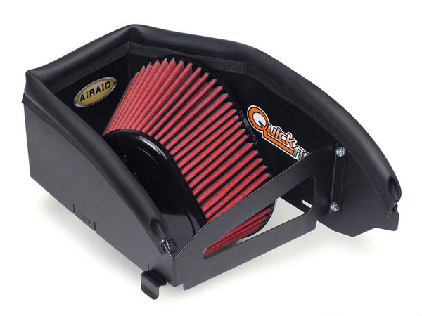Airaid 300-138 | AirAid Chrysler PT Cruiser 2.4L Turbo Engine Intake System; 2003-2005