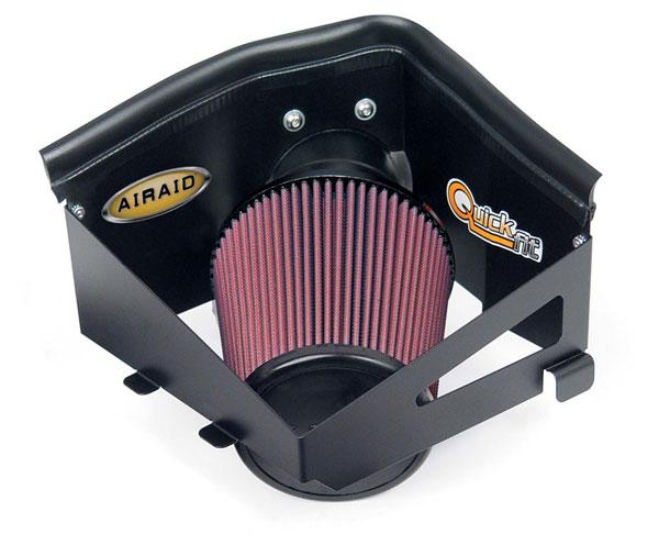 Airaid 300-143 | AirAid Dodge Durango / Aspen 4.7, 5.7L Hemi * Quick Fit System Intake System; 2004-2009