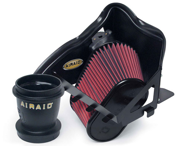 "Airaid 300-159 | AirAid Dodge Cummins 5.9L DSL ""600"" Series w/tube Intake System; 2004-2007"