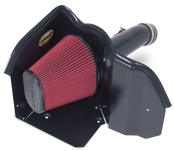 Airaid 511-213 | AIRAID Air Intake System Toyota Sequoia V8-5.7L, Red Dry Premium Air Filter; 2007-2017