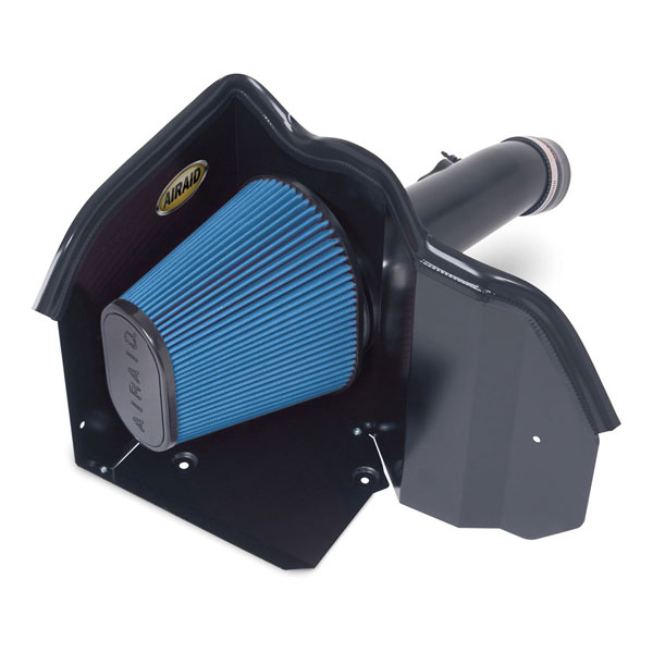 Airaid (513-213) AIRAID Air Intake System Toyota Tundra 07-17 V8-5.7L, Blue Dry Premium Air Filter