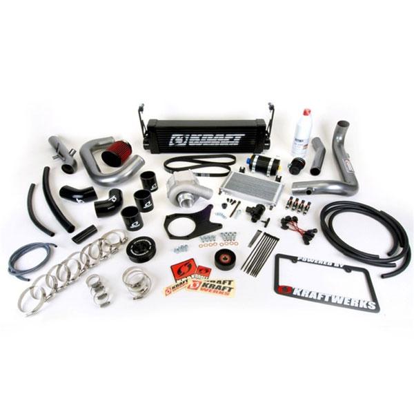 KraftWerks 150-05-1400 | 06-11 Civic Supercharger Kit w/o Flashpro (R18); 2006-2011