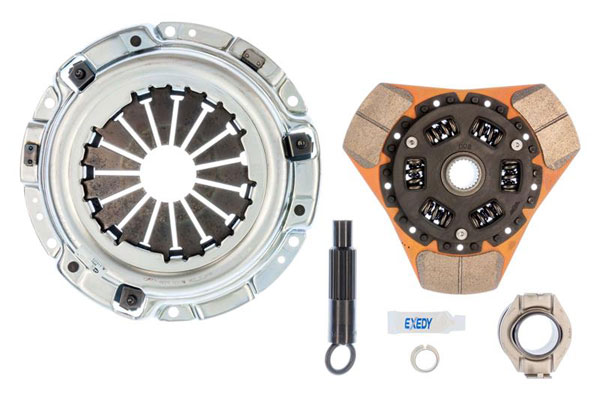 Exedy Racing 08952 | Exedy Stage 2 Cerametallic Clutch Kit ACURA CL L4 2.2; 2.3; Thick Disc; 1997-1999