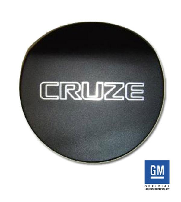 American Brother Designs ABD-1006TT |  ABD Chevrolet Cruze Billet Non Locking Fuel Door - Two-Tone; 2011-2012