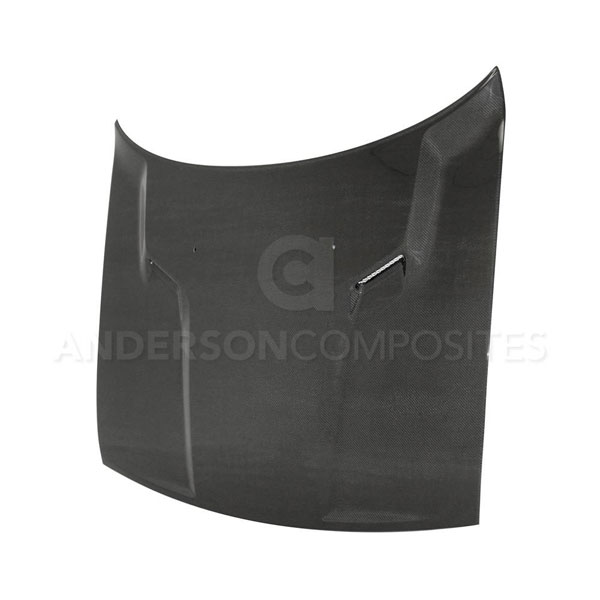 Anderson Composites AC-HD0910DGCH-OE: CHALLENGER CARBON FIBER HOOD TYPE-OE, 2009-2014
