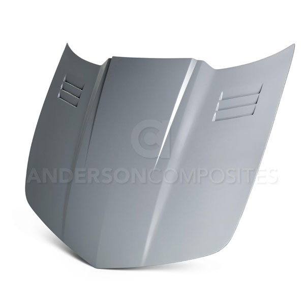 Anderson Composites AC-HD1011CHCAM-CL-GF | Camaro Type-CL Fiberglass Hood; 2010-2013
