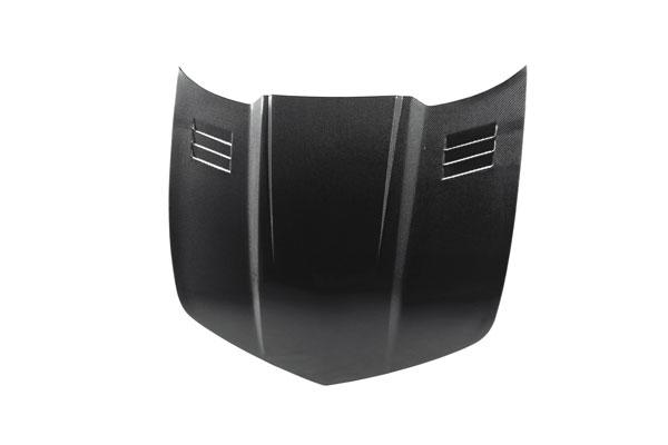 Anderson Composites AC-HD1011CHCAM-CL |  Camaro Carbon Fiber Hood Type-CL; 2010-2013