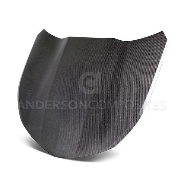 Anderson Composites AC-HD16CHCAM-OE | Camaro Carbon Fiber Hood Type-Oe; 2016-2018